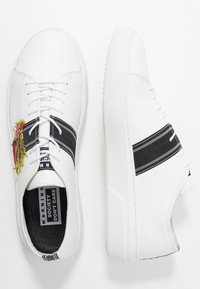 Society - PROJECT - Tenisky - white sauvage - 1