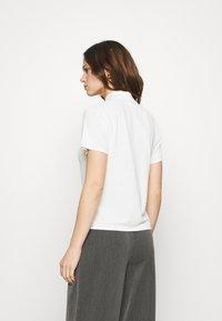 Samsøe Samsøe - JANA - Print T-shirt - clear cream - 2