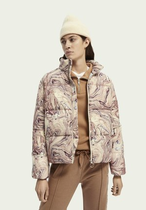 Winter jacket - combo h
