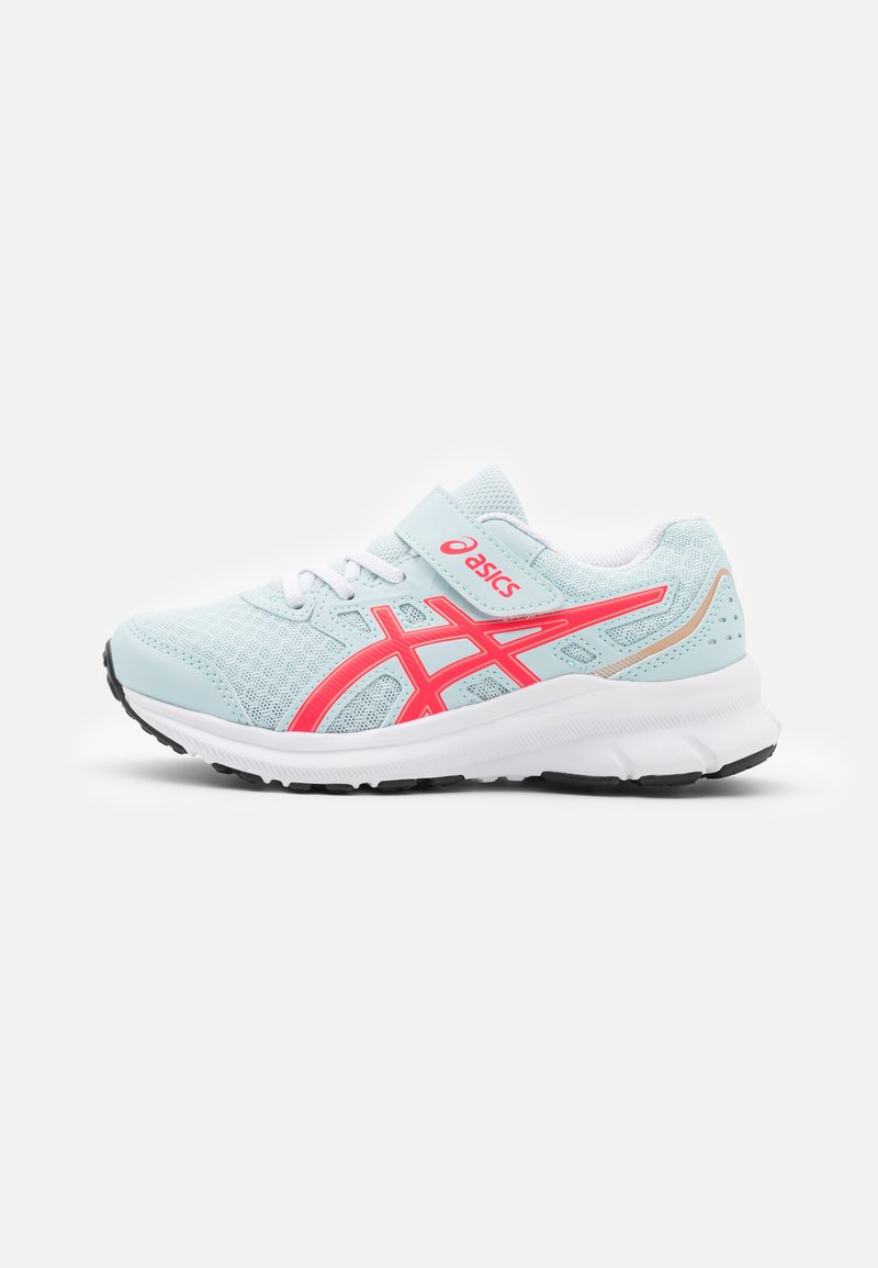 ASICS - JOLT 3 UNISEX - Neutral running shoes - aqua/diva pink