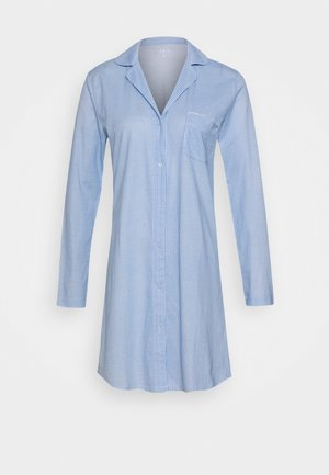 CLASSIC NIGHTDRESS - Nightie - blau