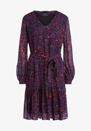 Day dress - black blue