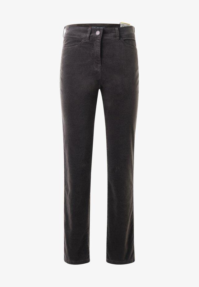 BELOVED  - Slim fit jeans - coffee