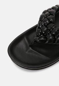 Toral - T-bar sandals - black - 7