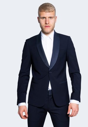 SLIM FIT - Giacca elegante - dark blue