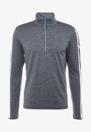 MAN - Sweatshirt - blue melange