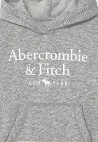 Abercrombie & Fitch - CORE - Sudadera - grey - 2