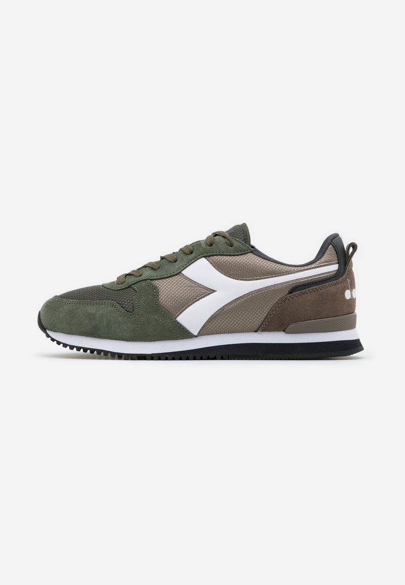Diadora - OLYMPIA - Zapatillas - sandal green