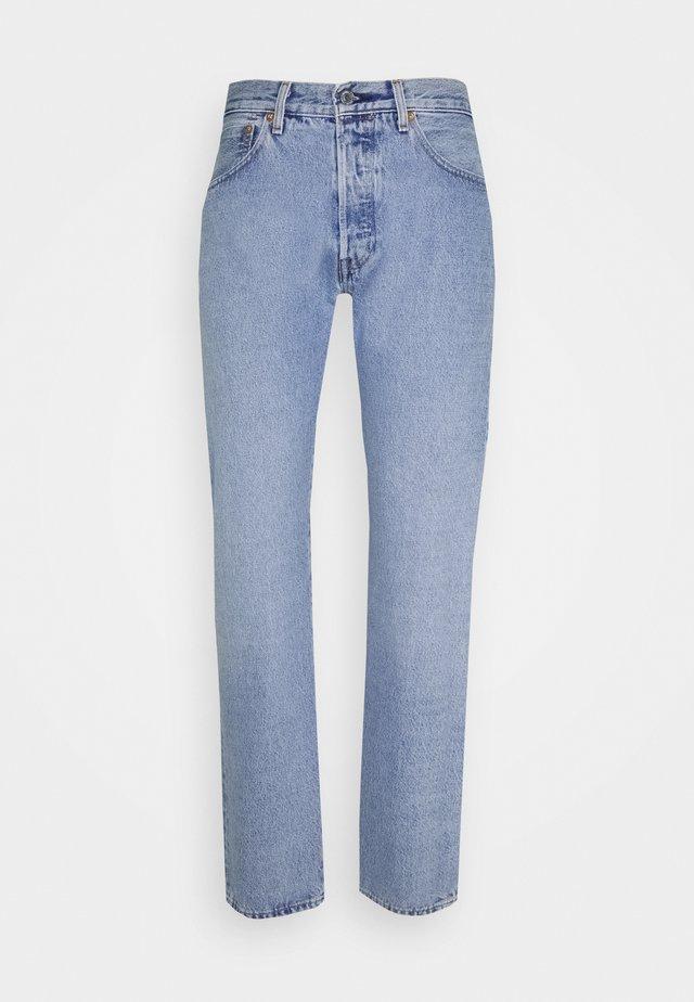 501® '93 STRAIGHT UNISEX - Jeans a sigaretta - light blue denim