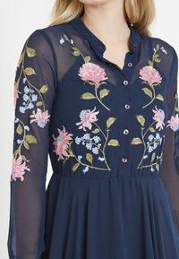 BEAUUT - Shirt dress - navy - 4