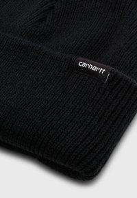 Carhartt WIP - GORDAN BEANIE UNISEX - Pipo - black - 2