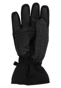 Reusch - PRIMUS R-TEX® - Gloves - black/black melange - 3