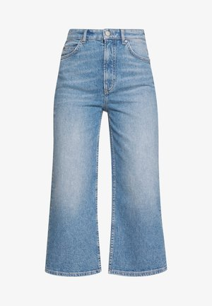TOMMA - Jeans a sigaretta - light summer wash