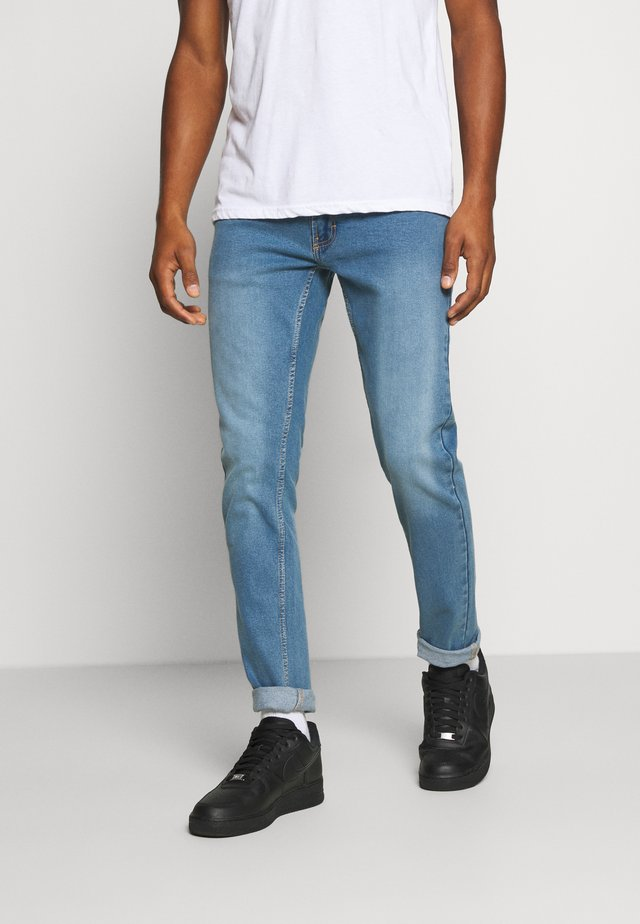 MR. RED - Jeans Skinny Fit - light blue vintage