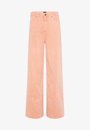 STELLA A LINE - Relaxed fit jeans - terracotta