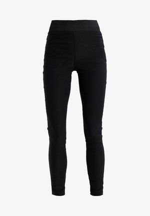 SHANTAL POWER - Trousers - black
