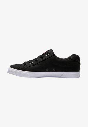 CHELSEA - Sneakers laag - black/crazy pink