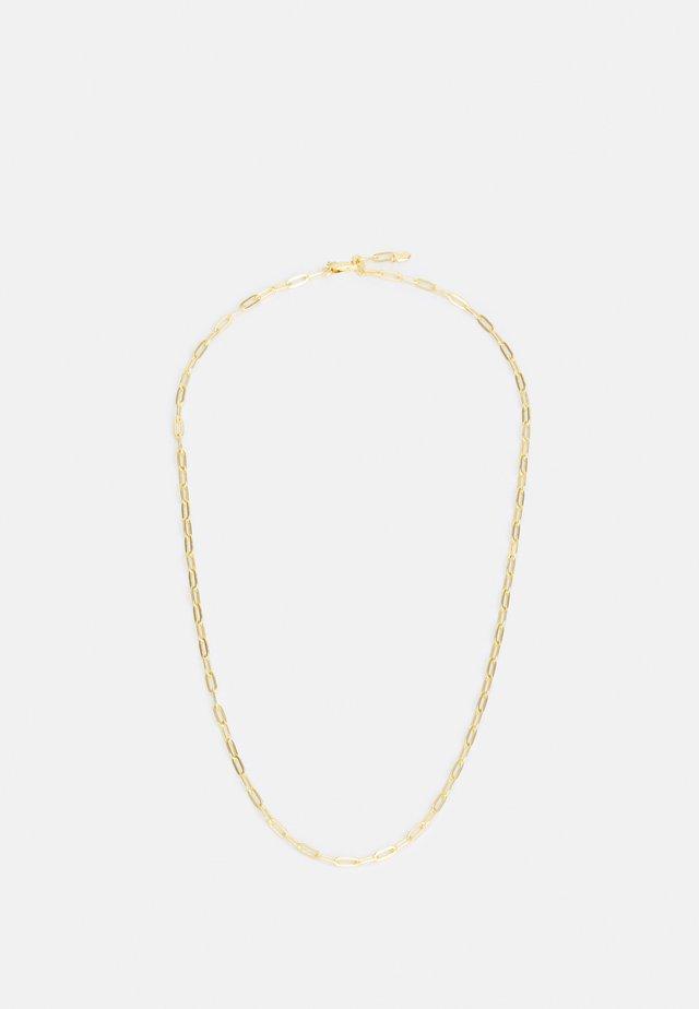 GEMMA NECKLACE - Kaulakoru - gold-coloured