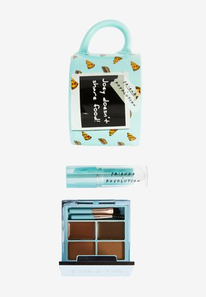 REVOLUTION X FRIENDS JOEY DOESN'T SHARE FOOD TRIO GIFT SET - Makeup set - -