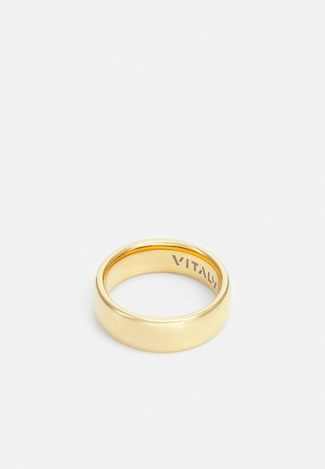 GRAVITY UNISEX - Prsten - gold-coloured