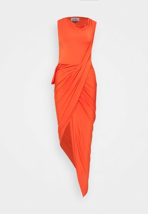 VIAN DRESS - Occasion wear - orange