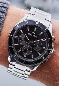Mats Meier - Chronograph watch - silber - 0