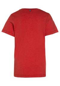 Tommy Hilfiger - BOYS BASIC  - T-Shirt basic - apple red heather - 1