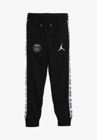 Jordan - PSG PANT - Club wear - black - 4