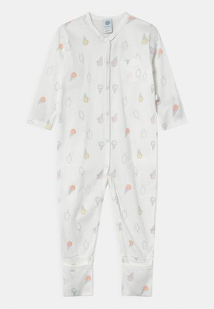 UNISEX - Pyjamas - white pebble