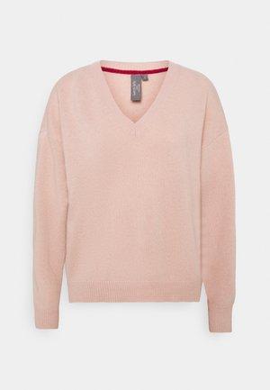 RECLINE  - Jersey de punto - misty rose pink
