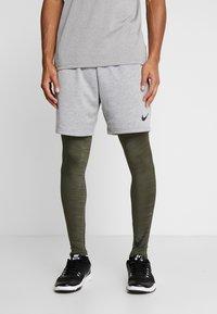 Nike Performance - Tights - cargo khaki/black - 0