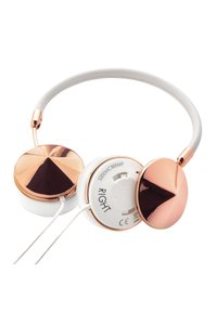Frends - LAYLA RGB FREQUENCY BUNDLE - WIRED - Kuulokkeet - rose gold/black - 5