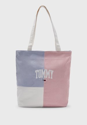 ABO COLLEGE TOTE - Shopping bag - pink