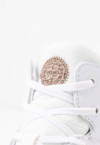 Woden - JANE  - Sneaker high - bright white - 2
