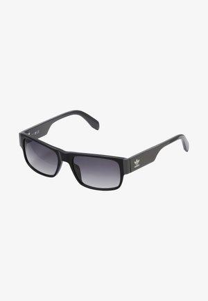 Solbriller - shiny black/smoke