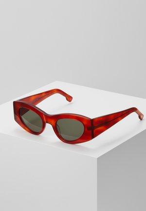 EXTEMPORE - Sunglasses - honey tort