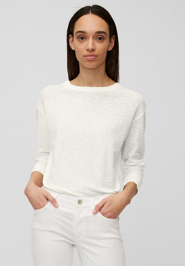Pullover - paper white