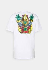 Element - ASAR - Print T-shirt - optic white - 1