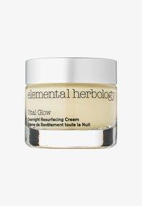 Elemental Herbology - VITAL GLOW OVERNIGHT CREAM 50ML - Night care - neutral - 0