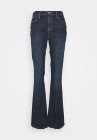 Gap Tall - PEARL - Bootcut jeans - dark rinse - 0