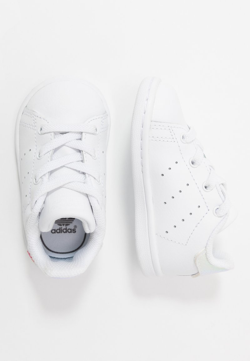 adidas Originals - STAN SMITH - Sneakersy niskie - footwear white/core black