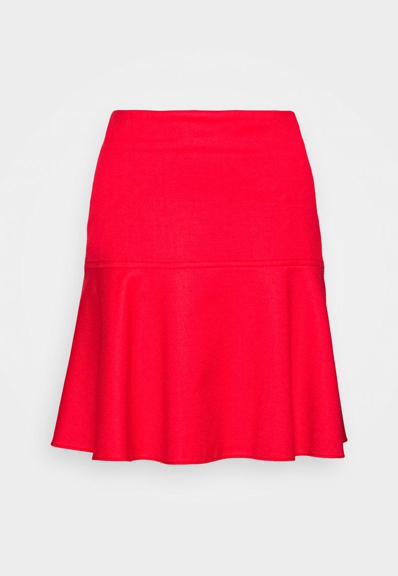 HUGO - RELEA - Mini skirt - open pink