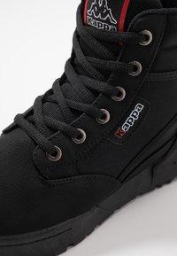 Kappa - BONFIRE - Outdoorschoenen - black - 5