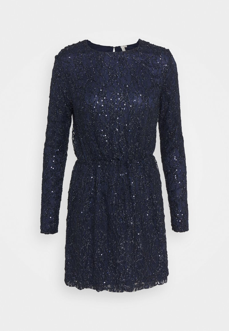 Nly by Nelly - SEQUIN DRESS - Cocktail dress / Party dress - blue