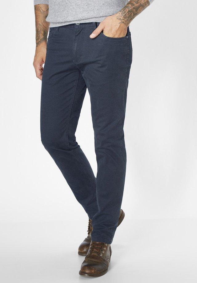 MILTON - Straight leg jeans - blue