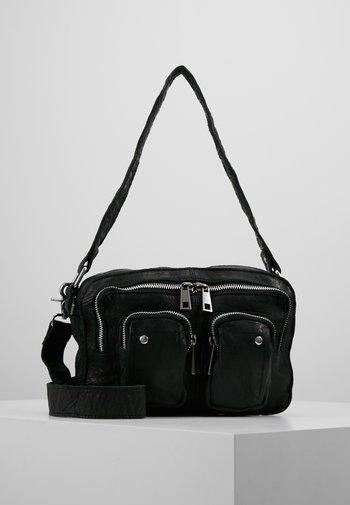 ELLIE WASHED - Handbag - black
