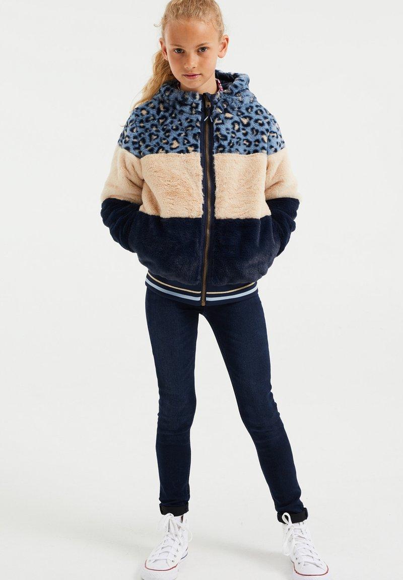 WE Fashion - Zimní bunda - blue