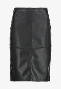 Vila - VIPEN - Pencil skirt - black - 5