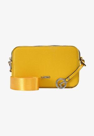 FLORENTIA  - Across body bag - lemon