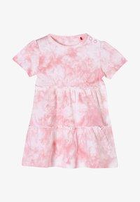 s.Oliver - Jersey dress - light pink - 0